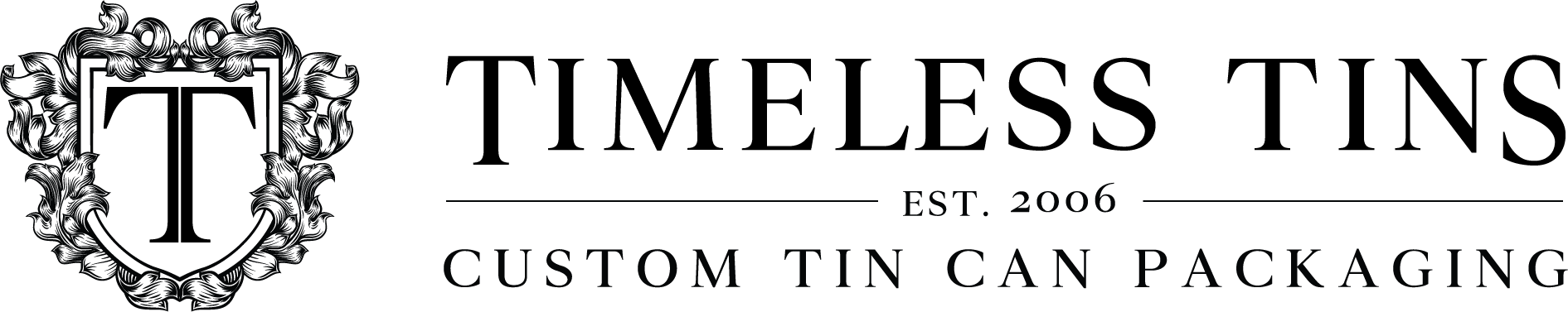 Timeless Tins logo